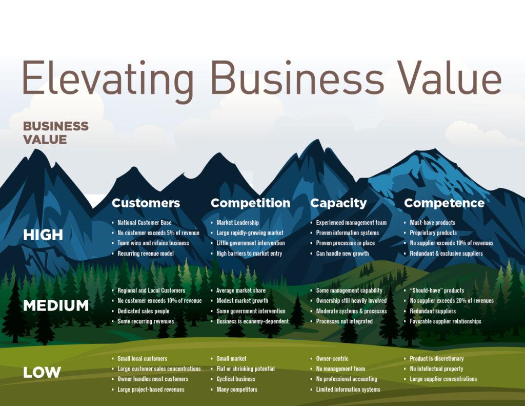 Elevating business value